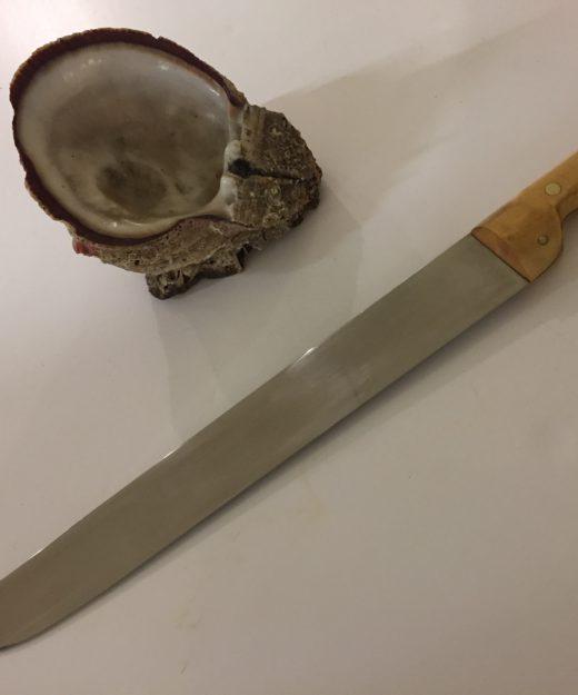 Cuchillo de Fiambre