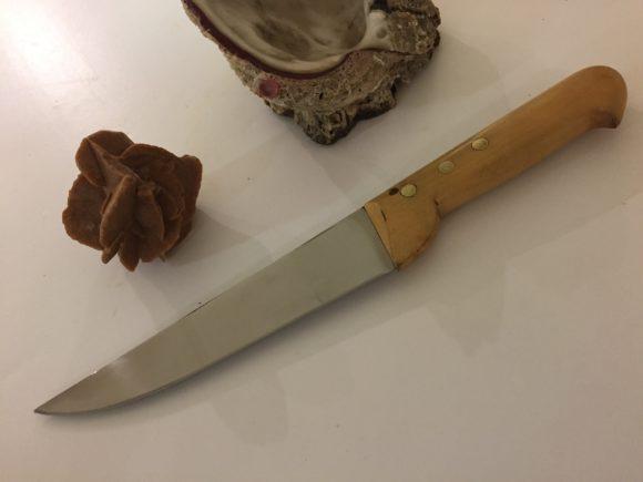 Cuchillo para embutido